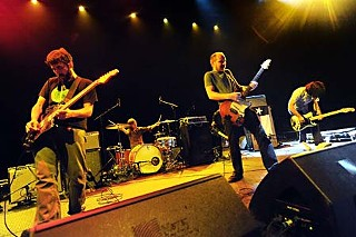 Explosions in the Sky at <i>Austin City Limits </i> Live at the Moody Theater, June 17