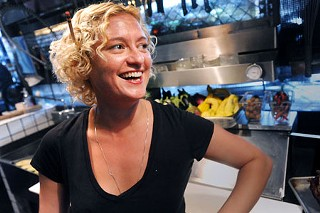 Chef Sonya Cote Is a Woman on the Move