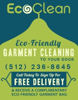 Register to win a $25 gift certificate to EcoClean