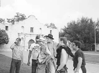 City of the Dead: the Clash at the Alamo, 1979