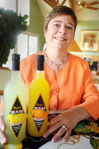 Paula Angerstein of Paula's Texas Orange and Texas Lemon