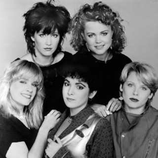 'Beauty & the Beat': (clockwise from top left) Kathy Valentine, Belinda Carlisle, Gina Schock, Jane Wiedlin, Charlotte Caffey