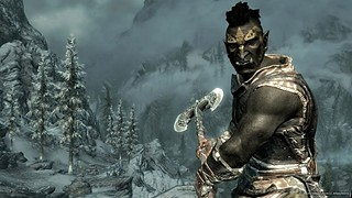 <i>The Elder Scrolls V: Skyrim</i>