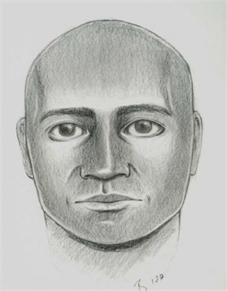 APD sketch of suspect