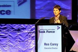 National Gay & Lesbian Task Force's Rea Carey