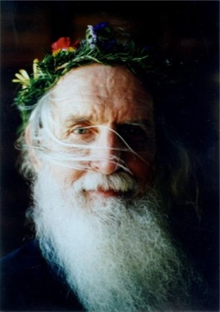 Slim Richey at Father Time/Father Christmas, from his MySpace page