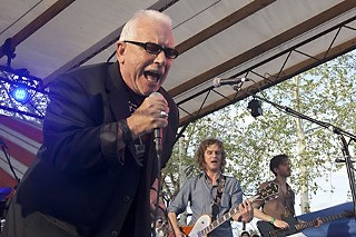 Eric Burdon at the Gram Parsons Foundation Launch, Jo's Coffee, 3.14.2012