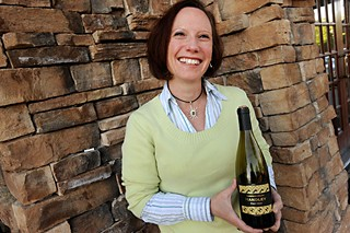 Kristen Barnhisel of Handley Cellars