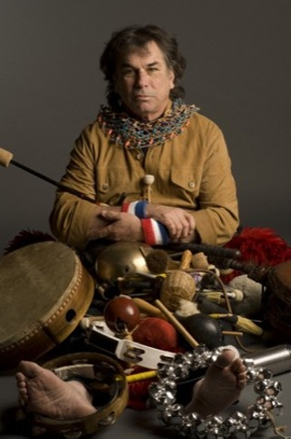 Sonificationist Mickey Hart