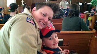 Boy Scout mom and deposed troop leader Jennifer Tyrell