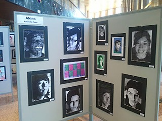 2012 AISD Youth Art Month show