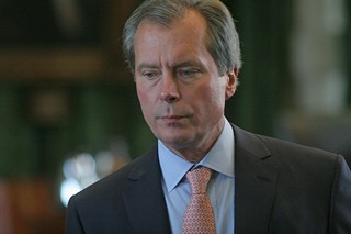 Lt. Gov. David Dewhurst's deep pockets were expected to help him win the GOP race for U.S. Senate; instead, he'll face former Solicitor General Ted Cruz in a July run-off.