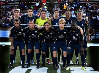 Last Chance to See 2012 Austin Aztex