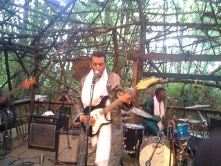 Bombino at Pickathon's Pendarvis Farm