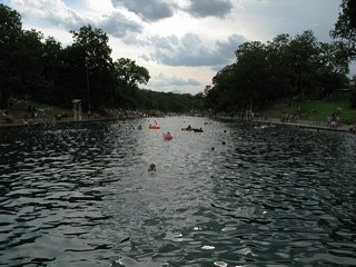 Mayor Lee Leffingwell wants to reallocate some funds toward Barton Springs Pool.