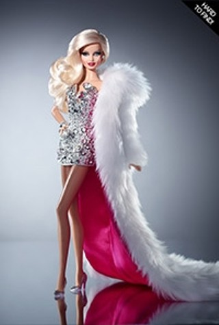 Barbie: from the legendary house of Mattell