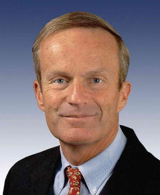 Congressman Todd Akin: Too toxic for all his old friends (at least in an election year)
