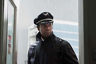 Denzel Washington in Robert Zemeckis' <i>Flight</i>