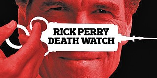 Rick Perry Death Watch: Former Army Recruiter Scheduled To Die
