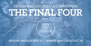 Waller Creek Revisioned