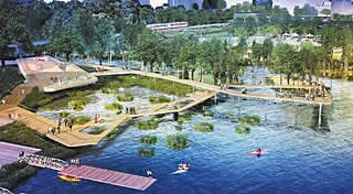 The New Waller Creek