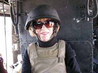 Rep. Debbie Riddle, R-Tomball, hunting terrorists