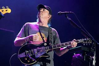 ACL Live Shot: Neil Young & Crazy Horse