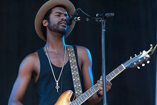 ACL Live Shot: Gary Clark Jr.