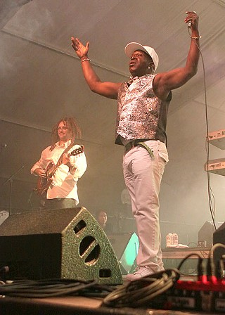 ACL Live Shot: Barrington Levy