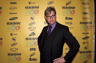 Paul Feig at the 2011 South by Southwest Film Festival's Bridesmaids premiere