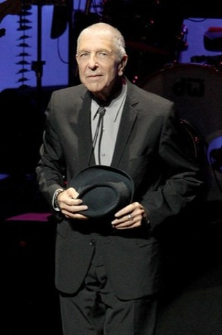 I'm Your Man: Leonard Cohen at the Bass Concert Hall, 10.31.12