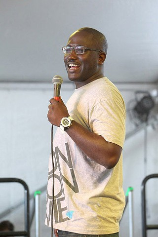 FFFF Live Review: Hannibal Buress