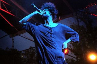 FFFF Live Review: Danny Brown