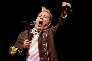 FFFF Live Review: Public Image Ltd.