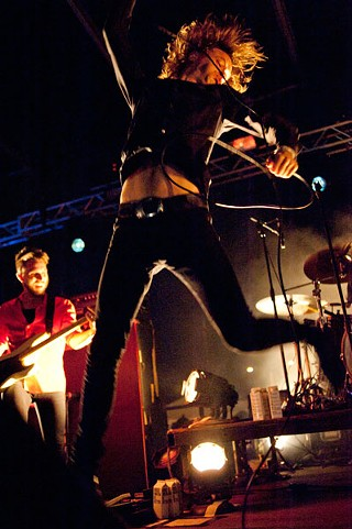 FFFF Live Review: Refused