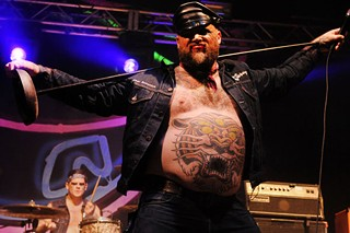 FFFF Live Review: Turbonegro