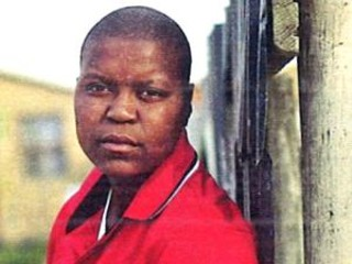 Sihle Sikoji was speared to death in South Africa