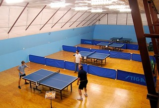 The Austin Table Tennis Association: Looking for Gumps