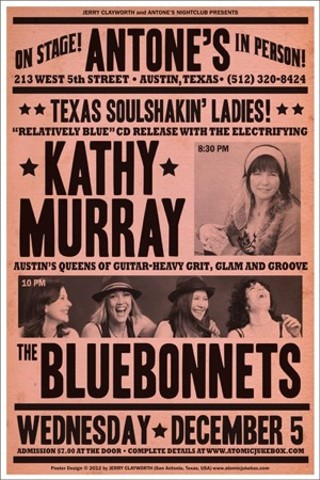 Family Style: Kathy Murray's Blues