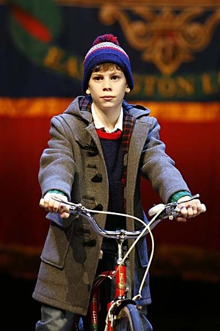 David as Michael in <i>Billy Elliot the Musical</i>
