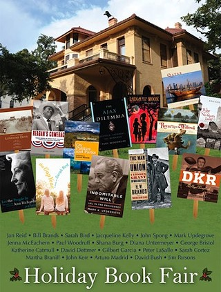 Book It to Humanities Texas and Meet Local Writers