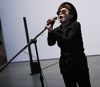Yoko absolutely slays at Karaoke