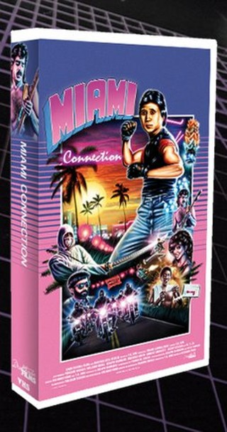 From cinema fail to VHS thrill to cinema success and back to VHS: 'Miami Connection' completes its odyssey to cult status
