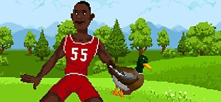 <b><i>Dikembe Mutombo's 4</i></b>½<b><i> Weeks to Save the World</i></b>