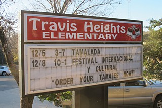 Travis Heights Elementary could be the site of a new charter school in Austin.