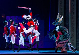 How to rid yourself of that Rat King problem: Ballet Austin's <i>The Nutcracker</i>