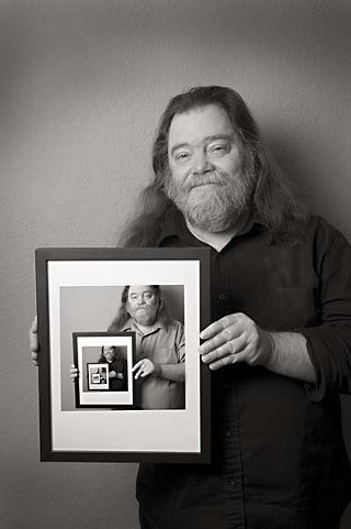 Roky Erickson portraits from <i>The Sound of Austin</i>