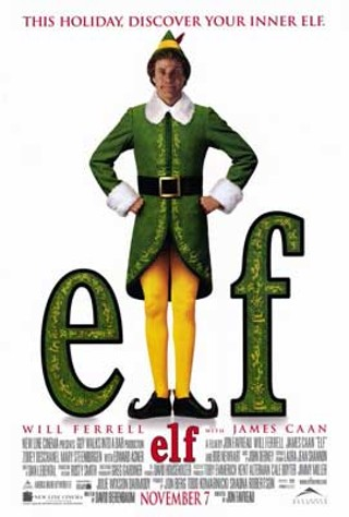 Unleash your inner Buddy with a special Sunday charity screening of 'Elf'