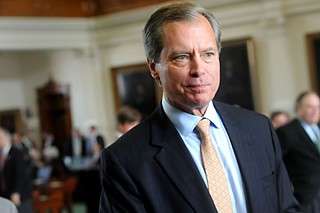 It was Lt. Gov. David Dewhurst's race to lose – and he did, falling to Tea Party favorite Ted Cruz to succeed Kay Bailey Hutchison in the U.S. Senate.