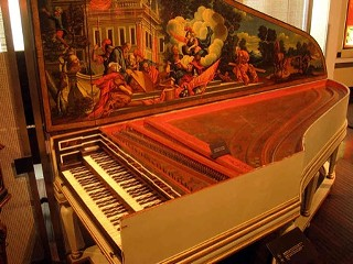 Like swallows returning to Capistrano, January sees the harpsichords come back to First Presbyterian.